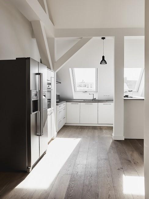 Küche planen Elektrogeräte Einbauschränke