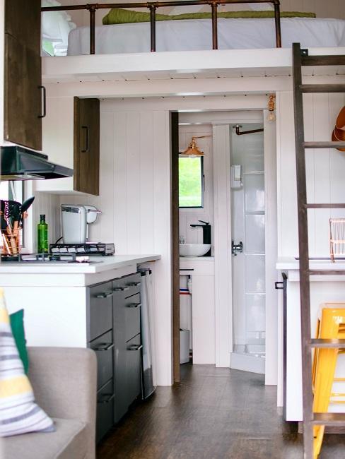 Pantry Küche Schränke Kochplatten Hängeschrank