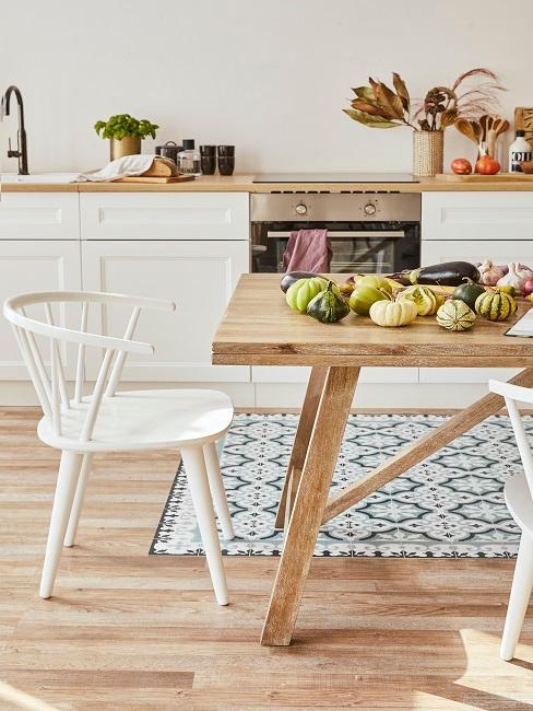 Teppich Küche Bodenmatte Kunstfaser