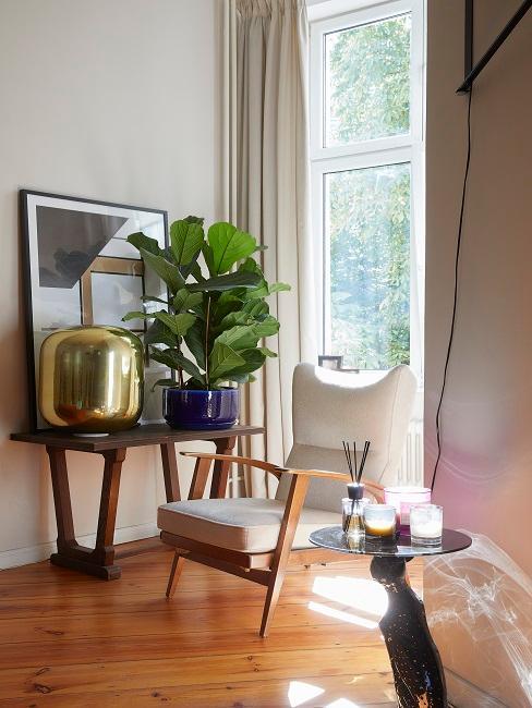 Dawid Tomaszewski Wohnzimmer Fenster Sessel
