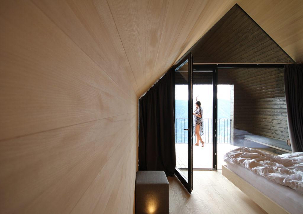 Luxus Chalet Stil Miramonti Zimmer