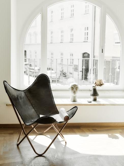 Sessel reinigen aus Leder