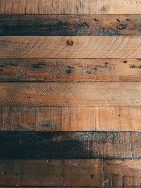 Holzplatte mit unterschiedlicher Maserung
