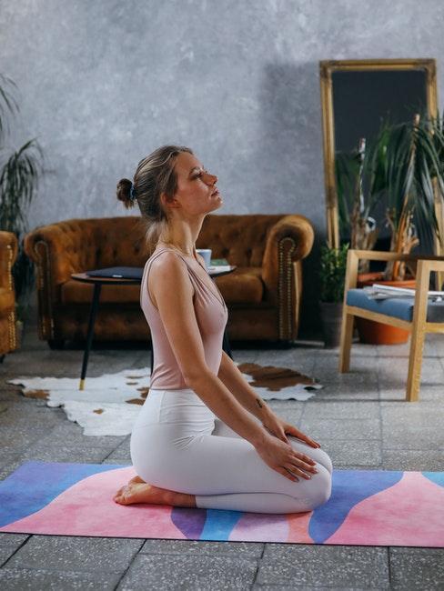 Hobbyraum für Yoga und Sport nutzen