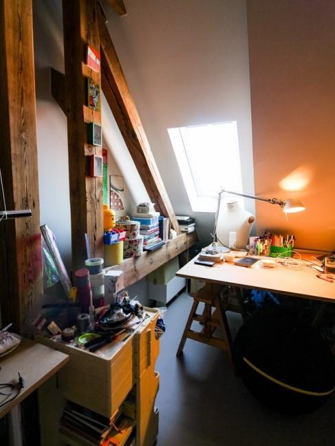 Raum für Hobbys nutzen