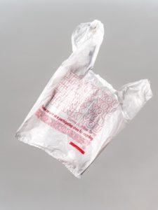 Nachhaltig leben Plastik reduzieren Plastiktuete