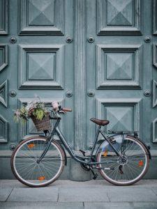 Nachhaltig leben Mobilitaet Fahrrad