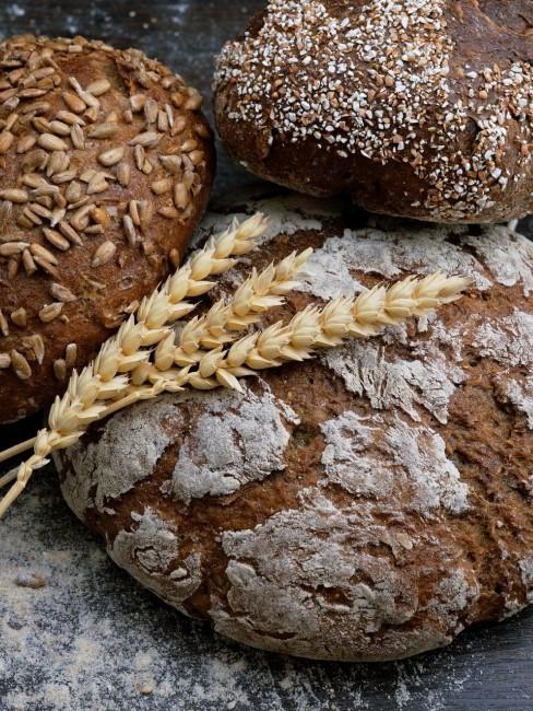Verschiedene Brotsorten selber backen