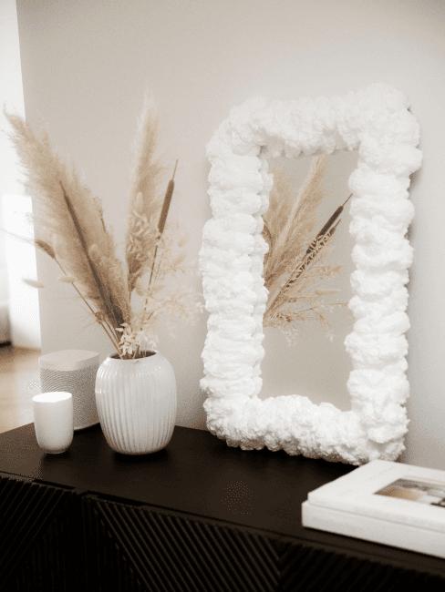 Der Foam Mirror ist einer der Basteltrends 2021