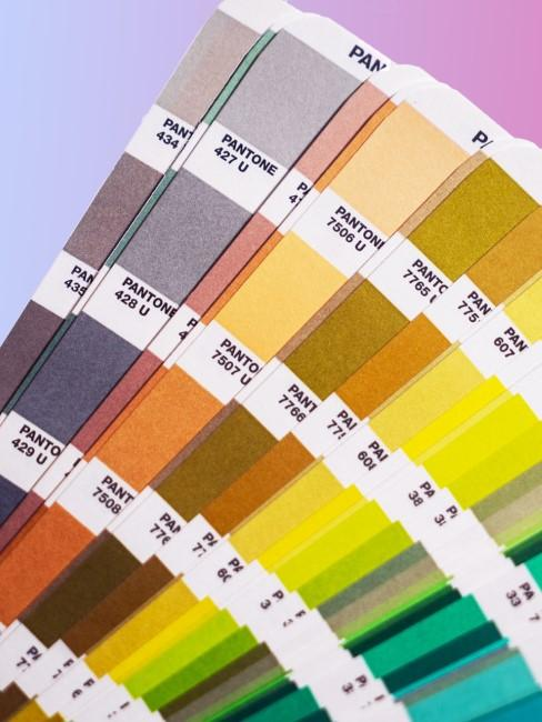 Zimmer streichen richtige Wandfarbe finden