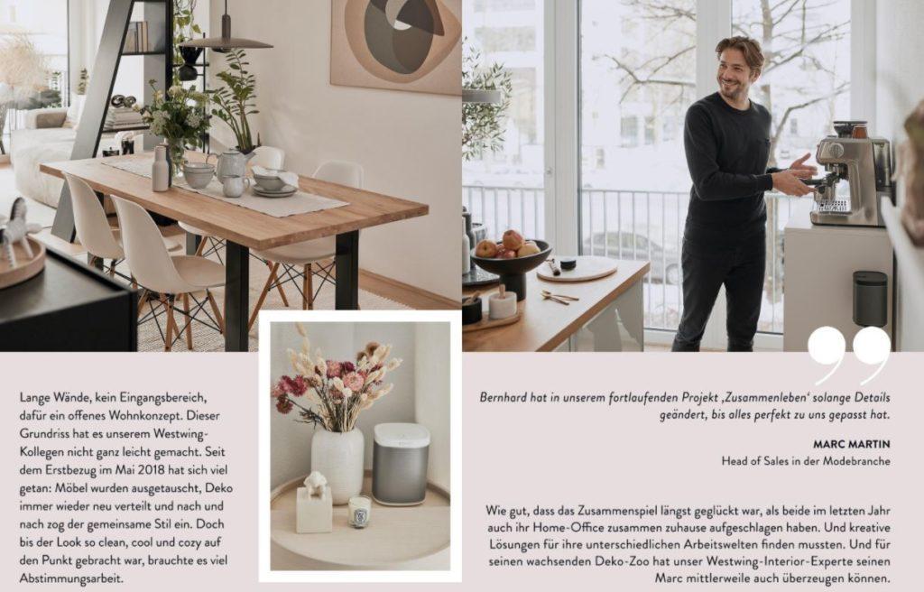 Männerwohnung Beschreibung Wohnung Küche Wohnzimmer