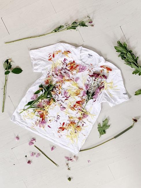 Nachhaltiges Design T-Shirt Pflanzen