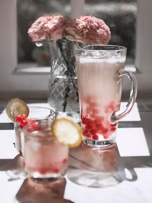 Drinks zum Rosegold Schema