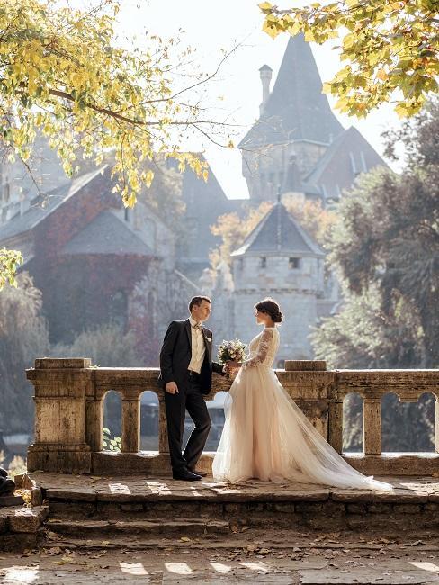 Hochzeitsmotto klassisch Hochzeit Location