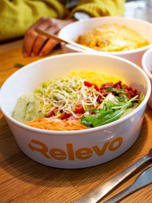 Nachhaltige Unternehmen Relevo Mehrweg Bowls
