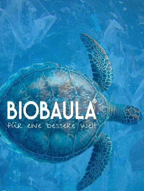 Nachhaltige Unternehmen Biobaula Schildkröte