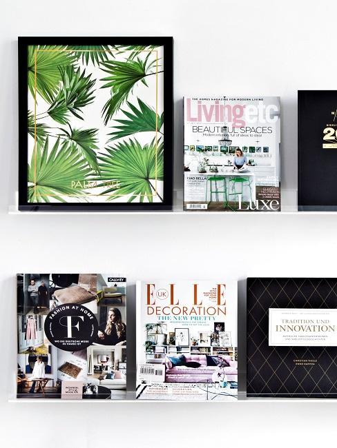 Zeitschriften und Magazine als Inspiration