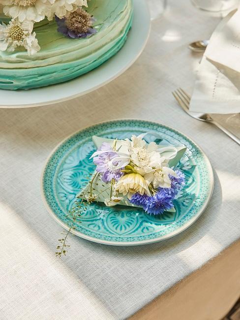 Gastgeschenk als Tischkarte