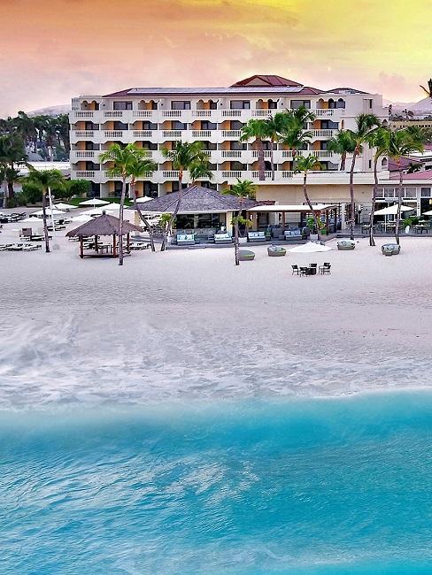 Honeymoon Reisen itravel Bucuti Tara Beach Resort