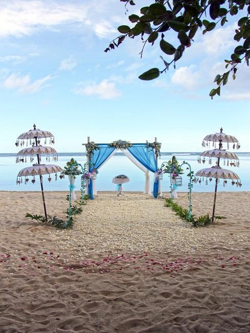 Honeymoon Reisen itravel Samabe Bali Suites Villas