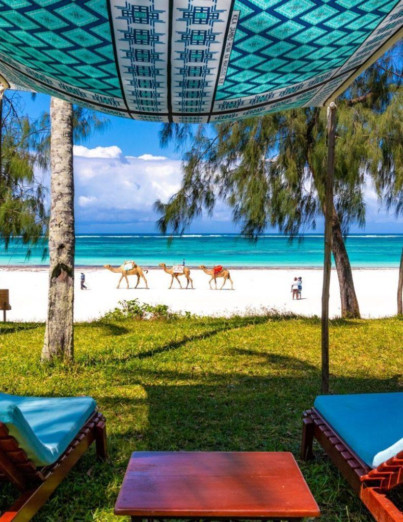 Honeymoon Reisen itravel The Sands at Nomad