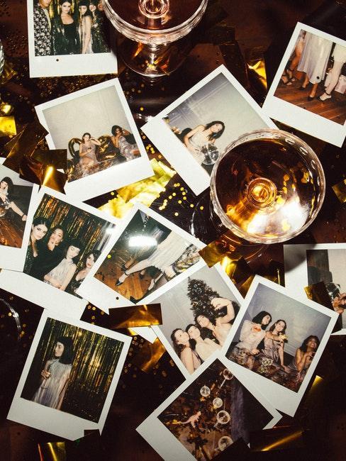 Fotoalbum als selbstgemachtes Hochzeitsgeschenk