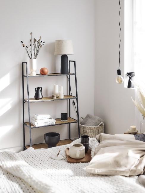 Nordische Möbel als Basis für den Scandi Boho Look