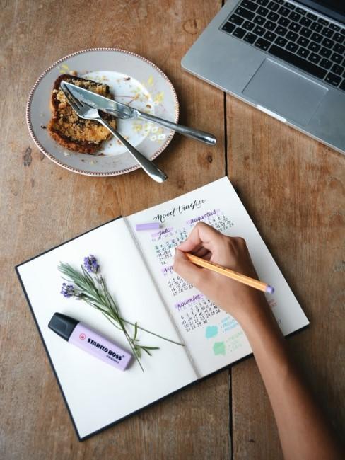 Bullet Journal Ideen für den Kalender