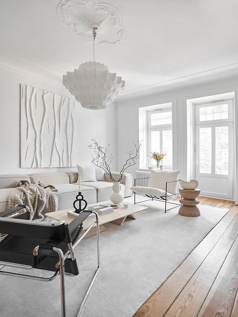 Wohnzimmer mit Wohnzimmermöbel