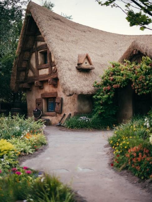 Cottage Style Vorgartengestaltung