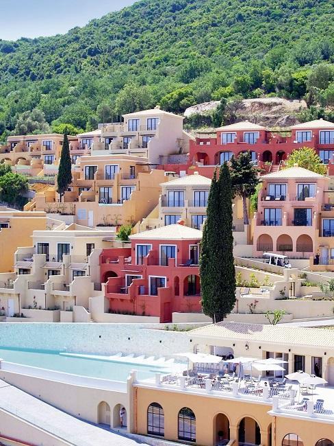 Honeymoon Reisen Marbella Nido Suite Hotel Villas Außenansicht Hotel