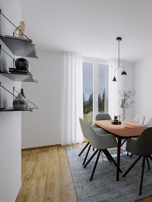 Maenner Wohnzimmer Nachher Entwurf Esstisch