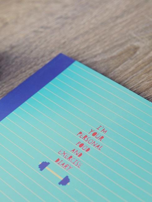 Intervall Fasten Plan Tagebuch Sport Ernährung