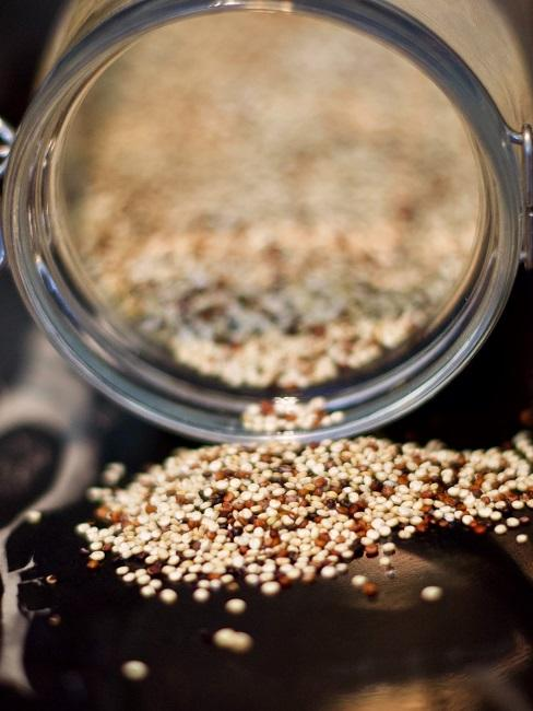 Intervall Fasten Plan Rezept Quinoa-