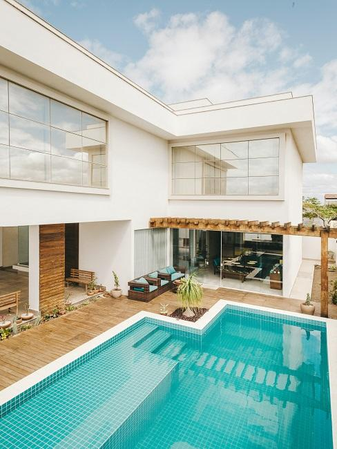 Luxuriöses Haus mit Pool