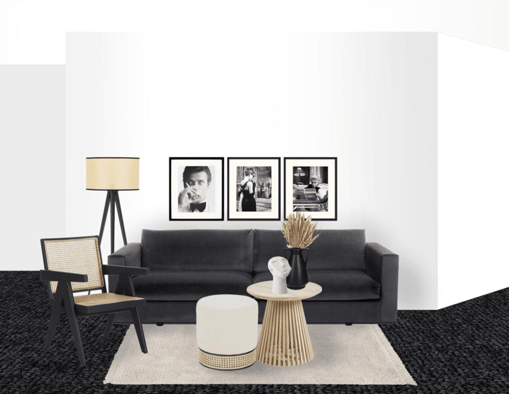 Bürogebäude Büroräume einrichten Lounge 1