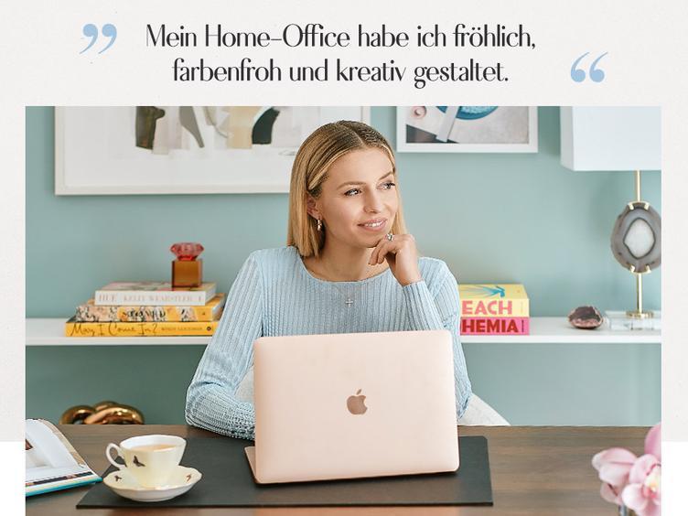 Delia Lachance Homeoffice Tipps Gestaltung