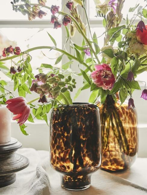 Ausgefallene Vase als schöne Geschenkidee zum Muttertag