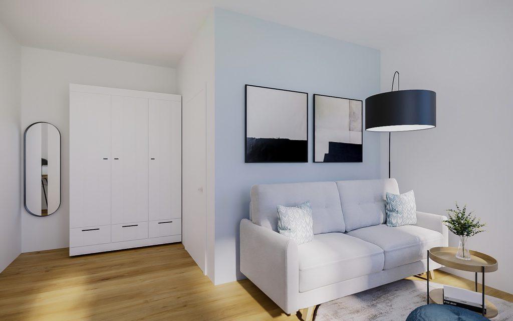 Hoteleinrichtung Suite Ergebnis Sofa