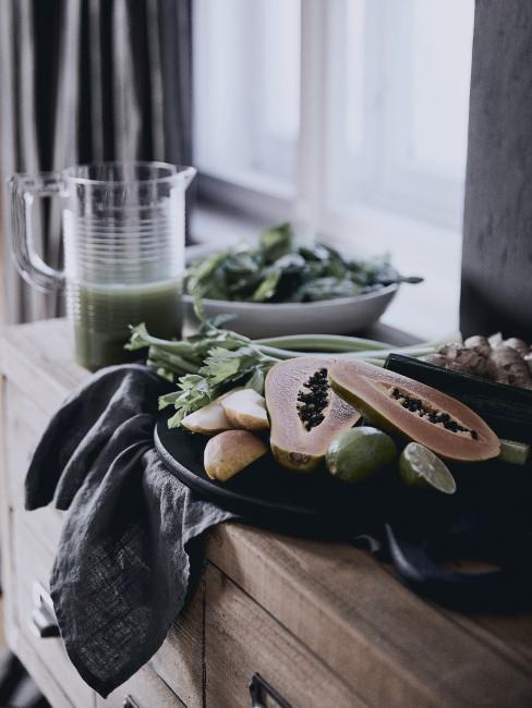 Gesunde Rezepte mit Obst für den Brunch