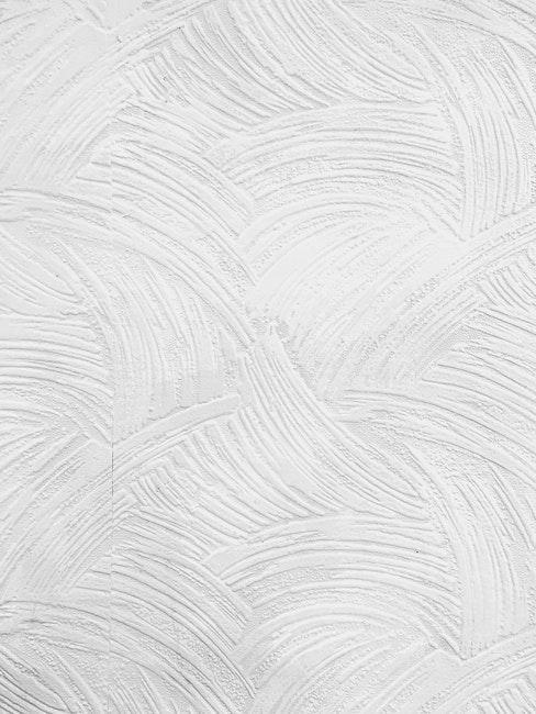 Weiße Texturen auf einer Leinwand