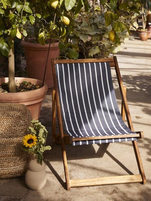 Outdoor Möbel für den mediterranen Stil