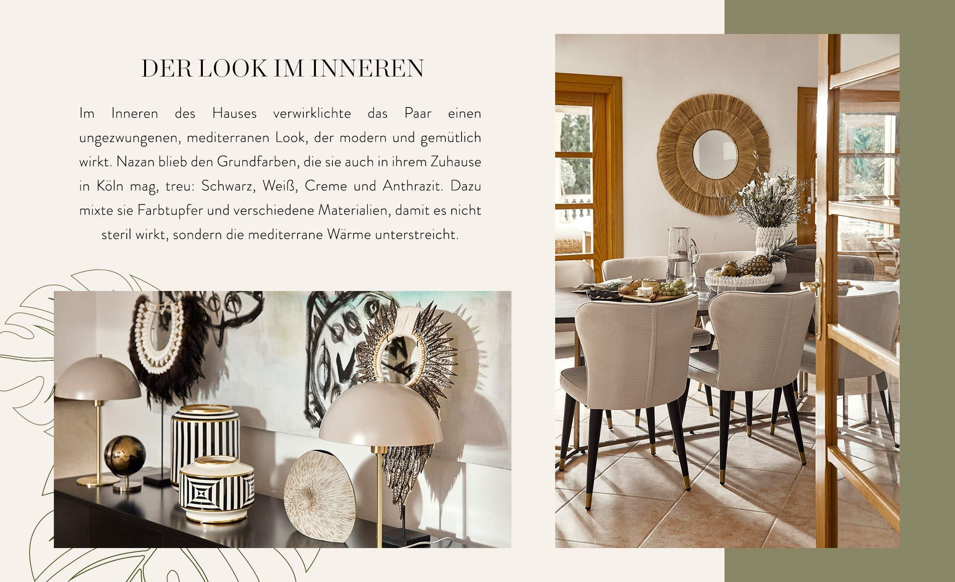 Nazan Eckes Farben mediterraner Look