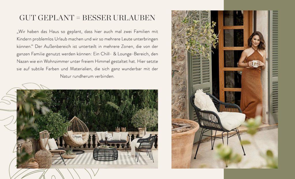 Nazan Eckes Haus Mallorca Planung