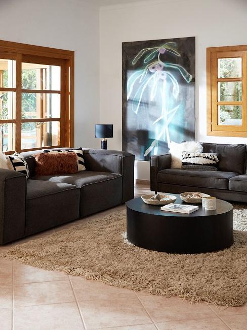 Nazan Eckes Wohnbereich Sofa Lennon