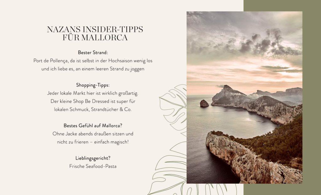 Nazan Eckes Mallorca Tipps