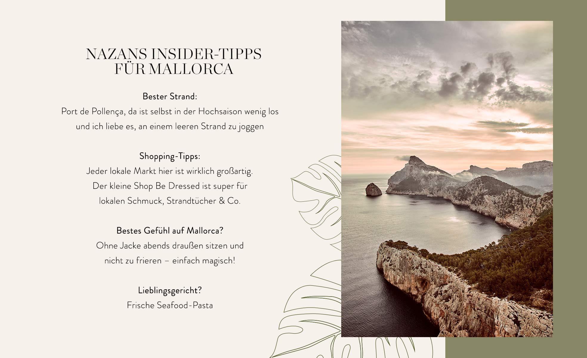 Mallorca Tipps von Nazan Eckes