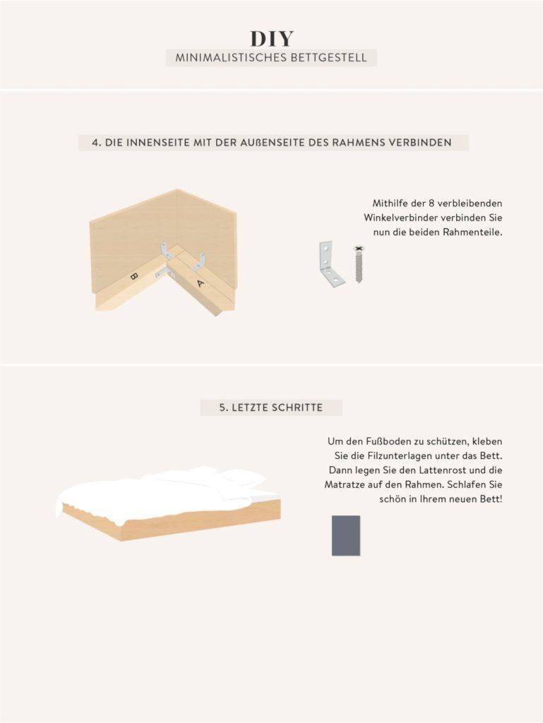 Anleitung selber stabiles bett bauen Stabiles Bett