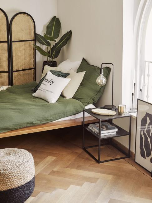 Boho Style im Schlafzimmer