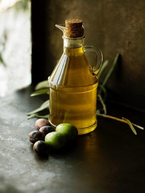 Mittelmeerdiät Mediterran Olivenöl Oliven